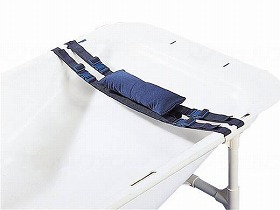 在宅簡易浴槽'湯った〜り'用安心枕セット