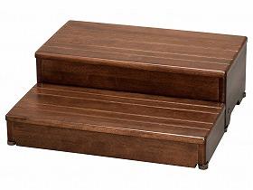 木製玄関台 60W-30-2段