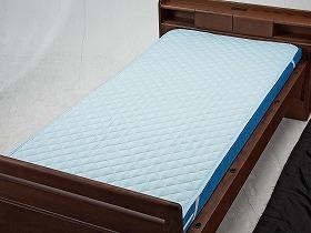 洗えるベッドパット(ポリ)