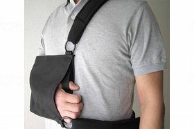 ベルト付きつり包帯(左右共用)