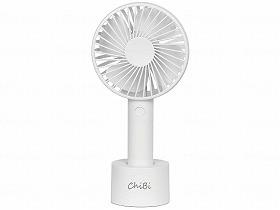 携帯扇風機ChiBi(ACアダプタ有)