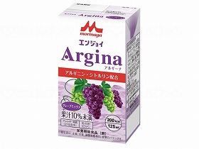 エンジョイArgina グレープミックス【ケース販売】