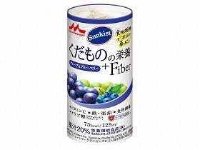 Sunkist くだものの栄養+Fiber