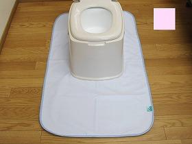消臭達人 簡易トイレ用防水マット