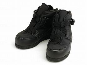 大きく開く防寒ブーツ【片足販売/左足のみ】