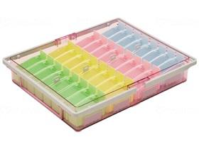 投薬箱(取手付) 32コマセット