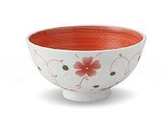 おかるのキモチ 六兵衛茶碗 粒々 つる葵 内赤巻