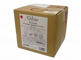 除菌・消臭剤Qibio(キビオ)寝具・寝室用 10L