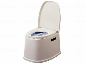 テイコブ ポータブルトイレ(E型)PT01