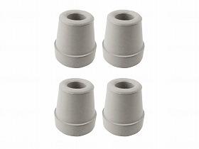 クオッドケイン四点式用 ゴムキャップ(4個組)