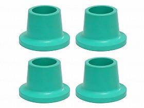SC楽湯くるまるコンパクト用 ゴムキャップ(4個)