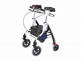 アームフィットEX 室内外兼用歩行車 肘置き付き
