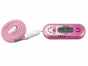 携帯型熱中症指数計 HV-600 ピンク