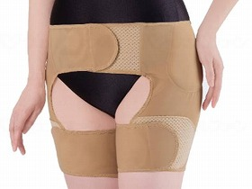接骨院の先生が監修した股関節ベルト(両足用