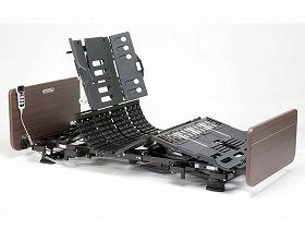 電動ケアベッド コンフォーネ 3モーション レギュラー/ショート  木調ボード