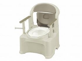 ポータブルトイレきらくPS2型