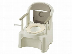 ポータブルトイレきらくPY2型