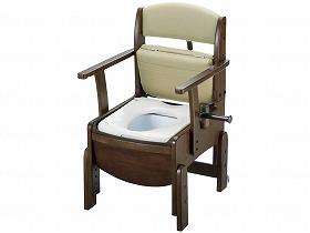 木製トイレ きらくコンパクト