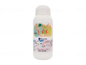 ポータブルトイレ専用消臭剤ブルードット 200g