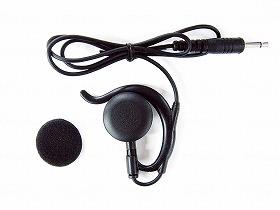 ラペルトーク DJ-PX5専用イヤホン 耳かけ型
