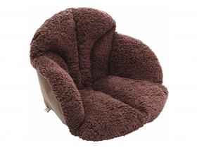 腰を包む座れる毛布