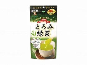 とろみ緑茶