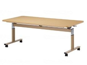 T字脚昇降式テーブル TRタイプ 角型  160×90(cm)