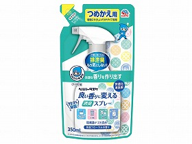 ヘルパータスケ良い香りに変える消臭スプレー 詰替用