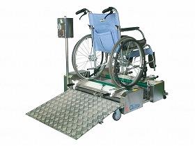 車椅子タイヤ洗浄機 クルット