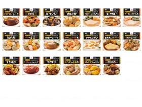エバースマイルムース食 主菜20種セット