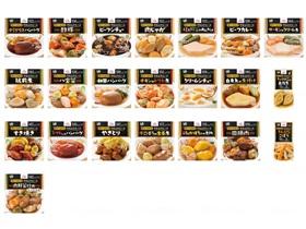 エバースマイルムース食 全22種セット