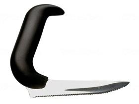L型ナイフ