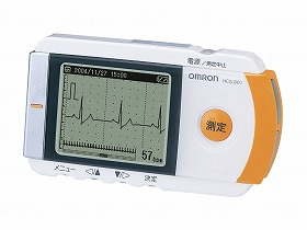 携帯型心電計 HCG-801