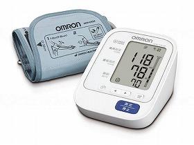 デジタル上腕式血圧計 HEM-7130-HP
