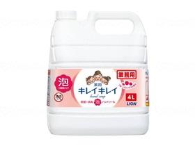 キレイキレイ薬用泡ハンドソープ フルーツミックス 4L