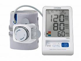 電子血圧計 CHD701