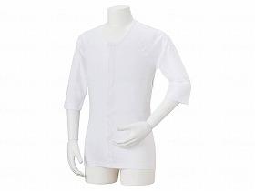 ソフラ肌着ライト男女兼用 七分袖