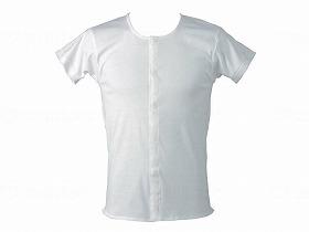 グンゼ半袖クリップシャツ紳士用