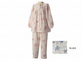 長袖パジャマ(婦人セット)秋冬用