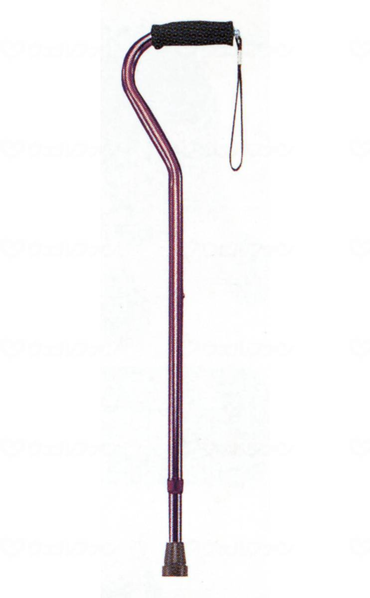 スワン型杖