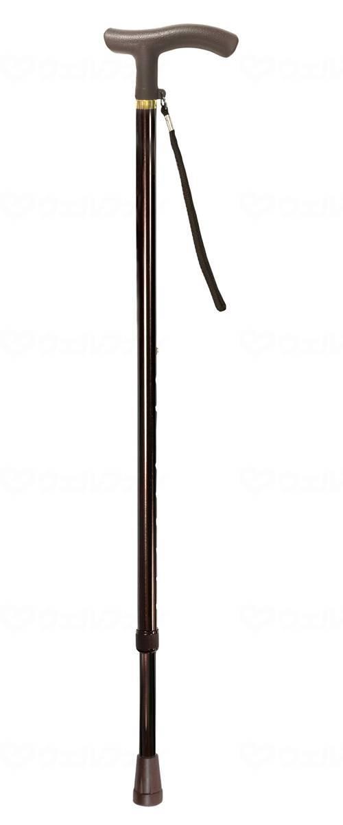 伸縮小型グリップ杖