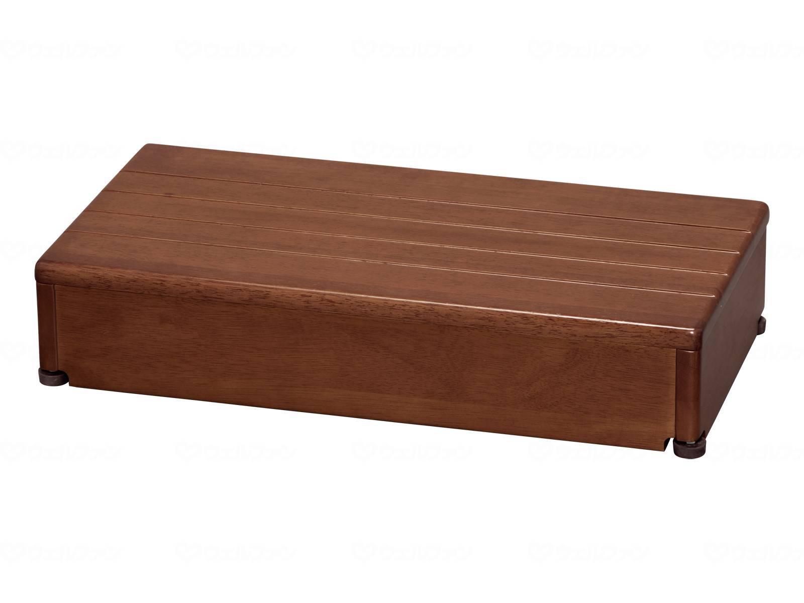木製玄関台 60W-30-1段
