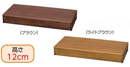 木製玄関台 90W-40-1段の画像