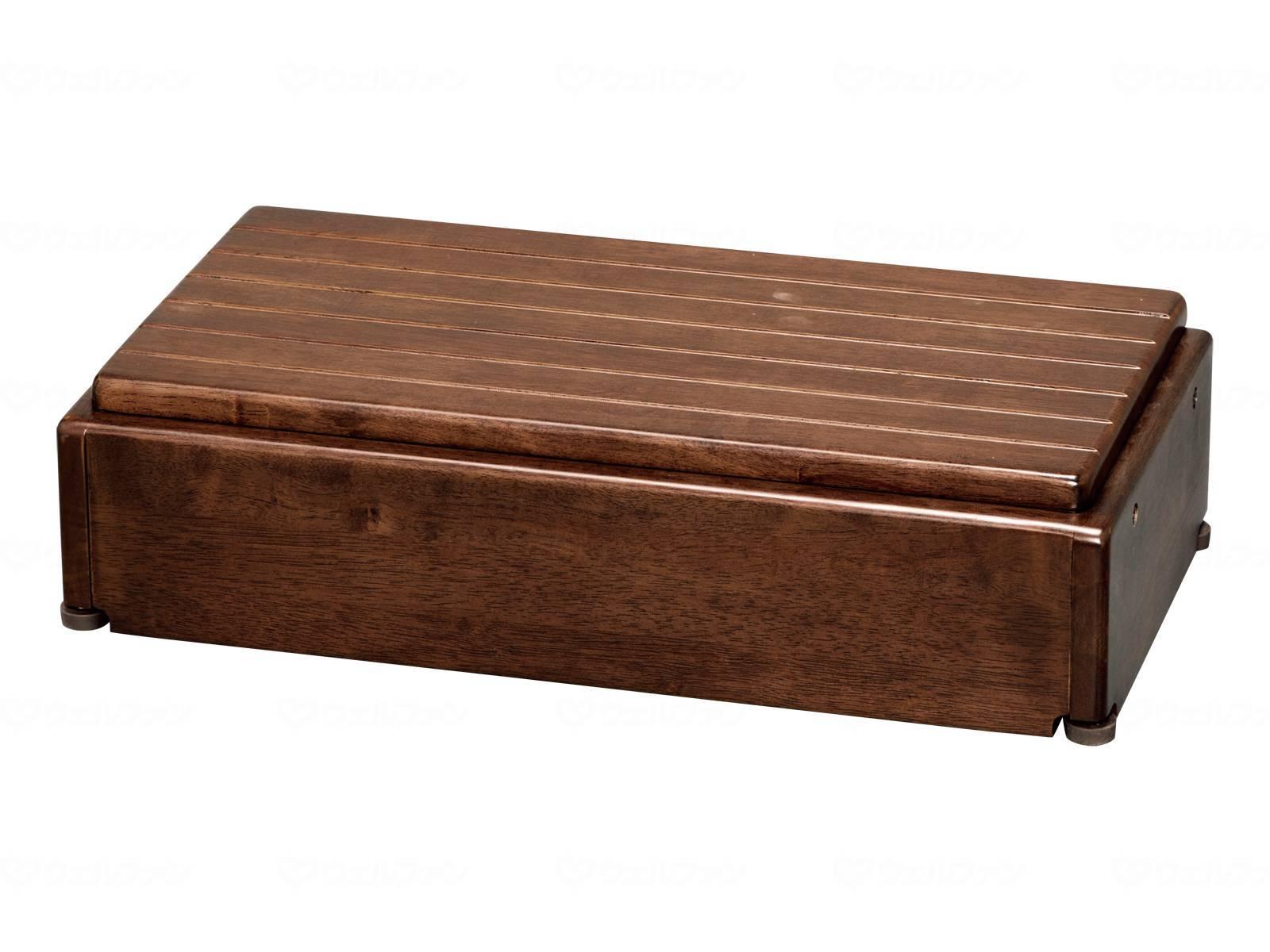 木製玄関台 S60W-30-1段
