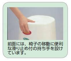 入浴応援シャワースツールの画像