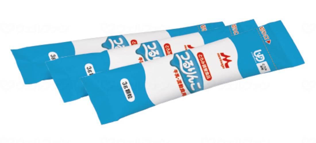 つるりんこ牛乳・流動食用 3g×50本の画像