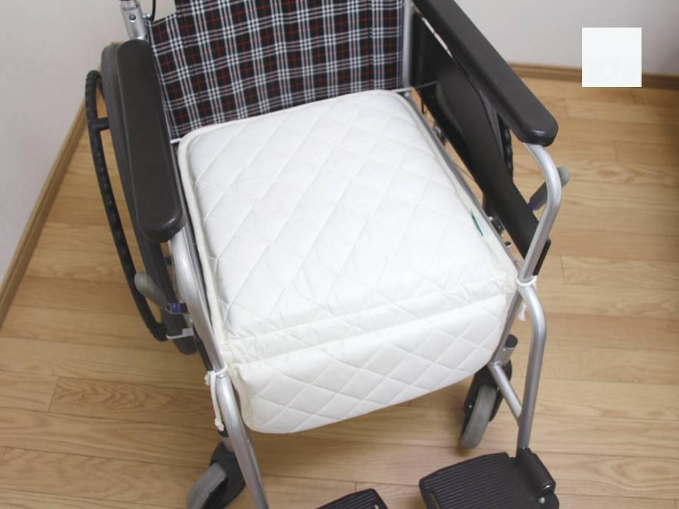 消臭達人 車椅子用クッション