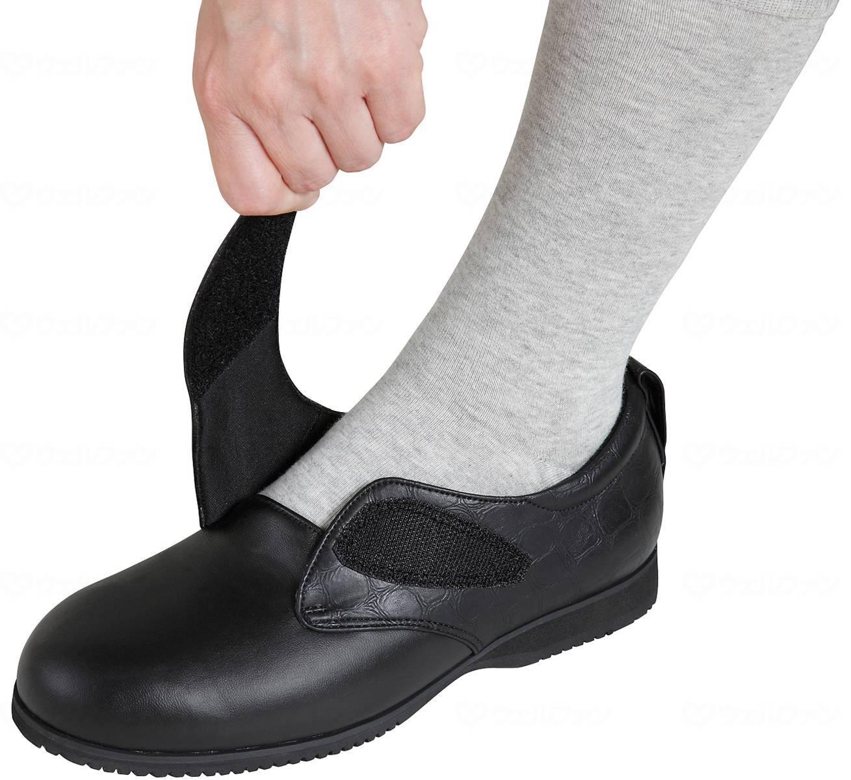 ウィングストレッチ合皮 両足販売の画像