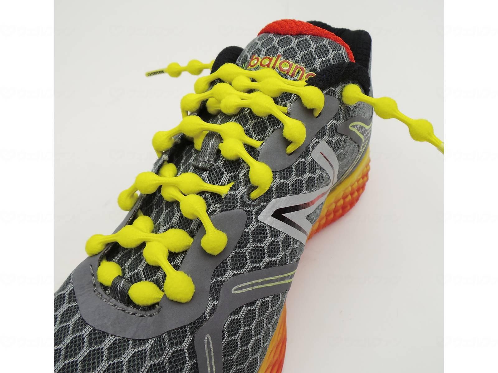 結ばない靴紐 キャタピランの画像