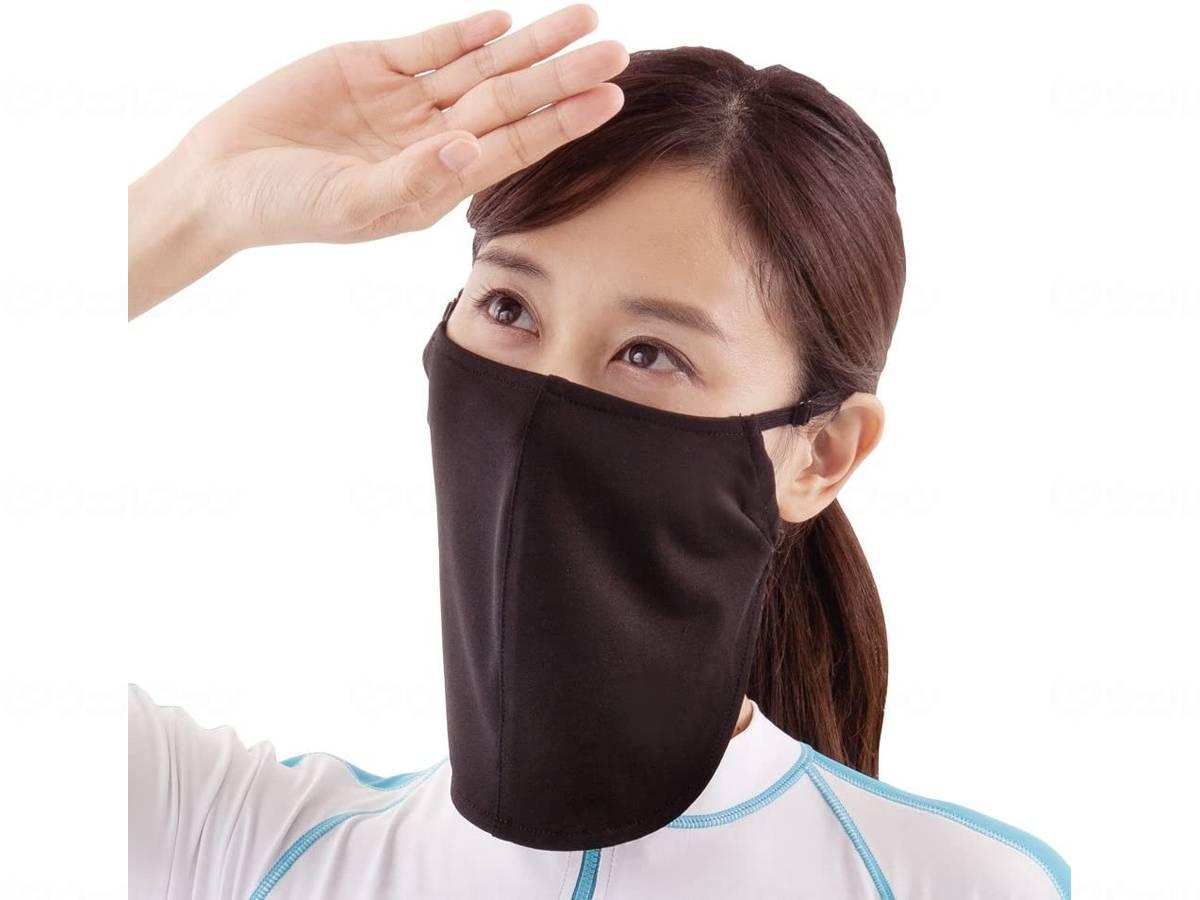 UVフェイスマスクアクアの画像